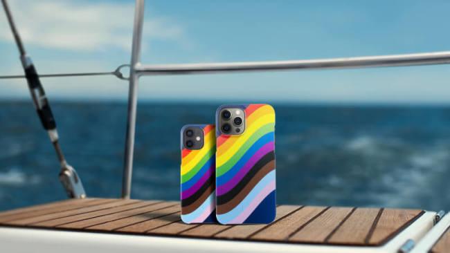 Pride klimatpositivt mobilskal