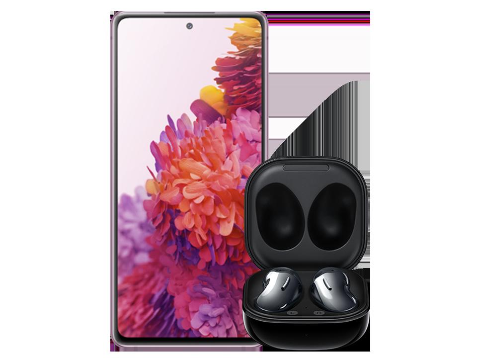Samsung Galaxy S20 FE 5G wBudsLive
