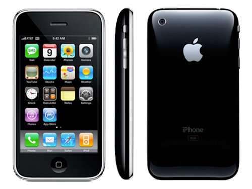 Apple iPhone 3G 2008
