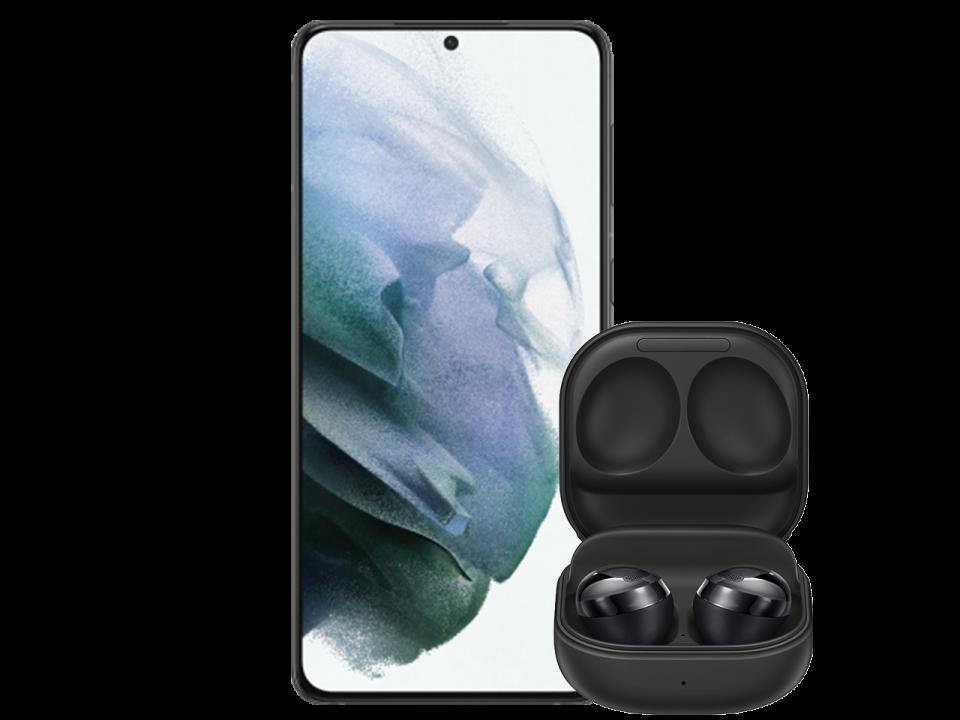 Samsung Galaxy S21 Plus Grey wBuds